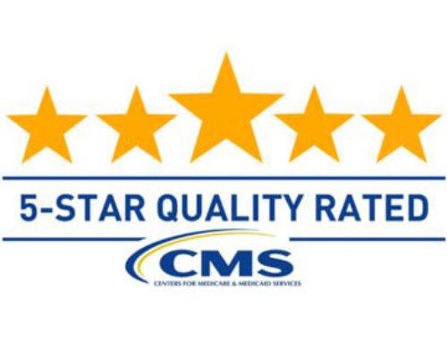 Skilled Nursing Facility Receives 5-Star Rating