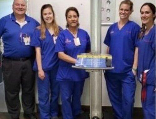 Donations Fund New UV System