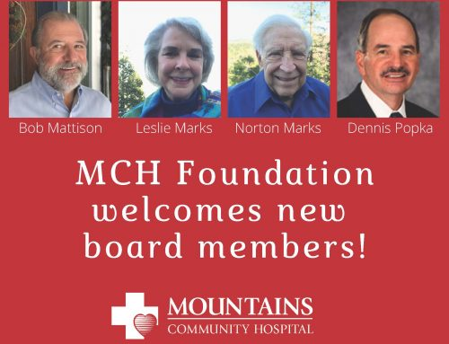 MCH Foundation Board Welcomes its Newest Members