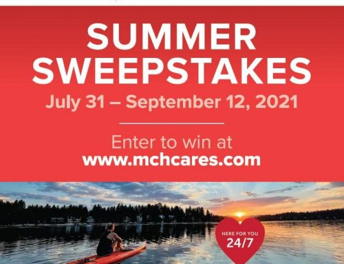 MCH Foundation Summer Sweepstakes