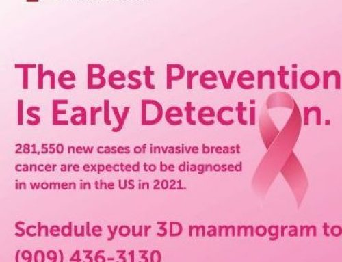 MCH Encourages Mammograms